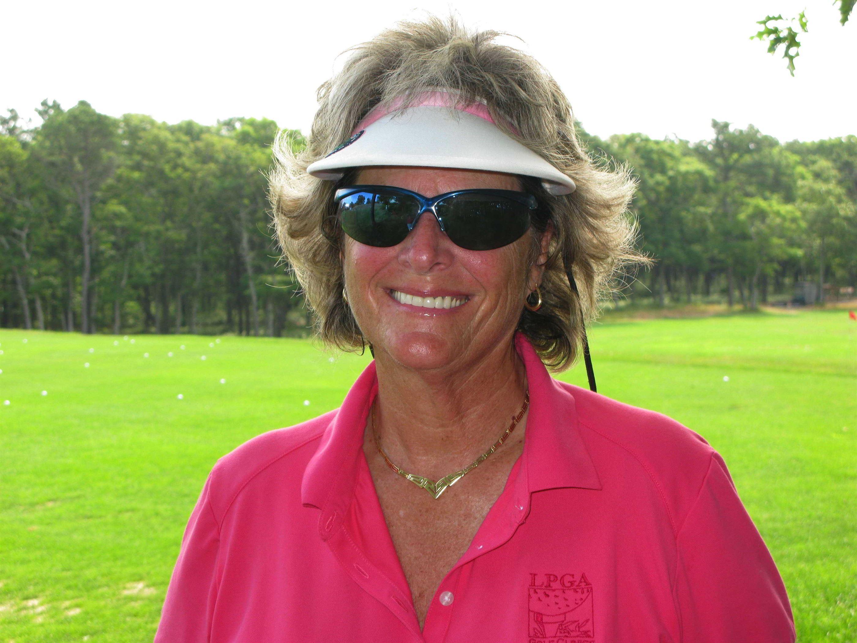 e5969175b73 Advice To Improve Your Golf Game  LPGA Pro Sue Kaffenburg Offers ...