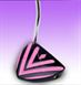 SweetSpotGolf pink putter