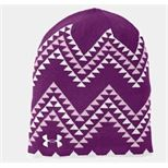 UA's most versatile beanie with 4 ways to wear & extreme warmth for the cold weather training.