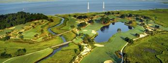 Seaside Course at Sea Island Georgia