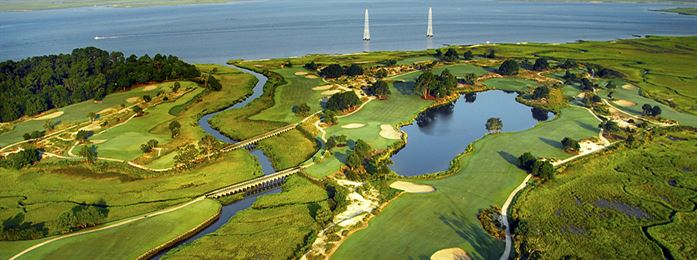 Download this Seaside Course Sea Island Geia picture