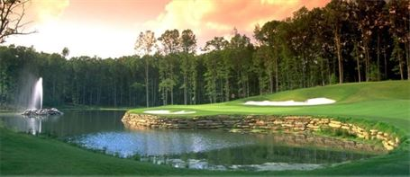 Glade Springs Golf Course
