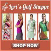 Shop www.lorisgolfshoppe.com