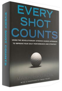 Every Shot Counts by Mark Brodie