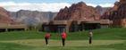 entrada golf