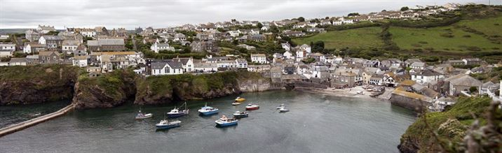 Port Isaac Fishing Village