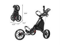 CaddyTek EZ-Fold 3 Wheel