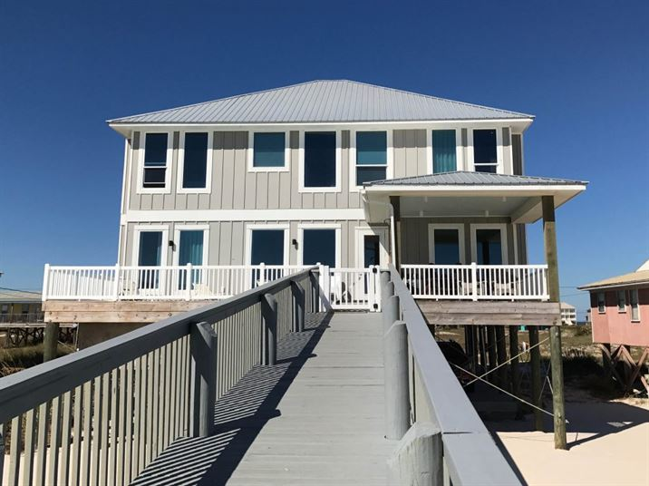 beach house at orange shores