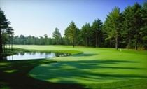 Atlantic golf course