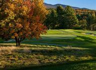 Stowe Vermont Golf