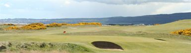 Royal Dornock golf course, Scotland