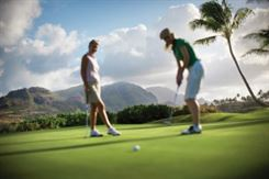Cruise / Golf Vacation to Exotic Golf Courses