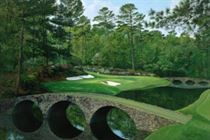 Augusta National 12th Hole - Jones Redesign