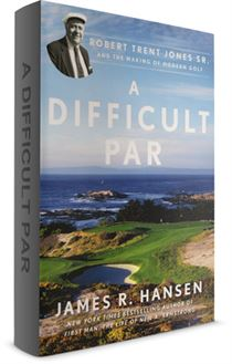 A Difficult Par - Robert Trent  Jones - Hansen