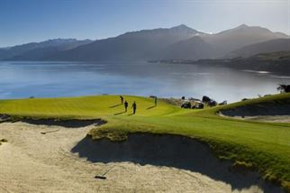 Jack's Point Golf Course New Zealand