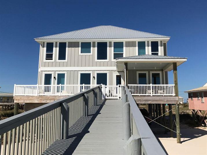 beach house at orange shores