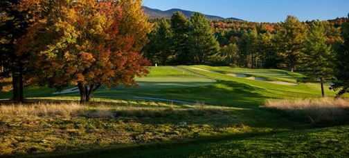 Stowe Country Club golf vermont